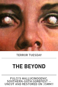 Poster: THE BEYOND
