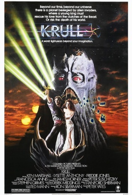 Science Friction: KRULL (35mm)