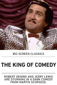 Poster: King of Comedy