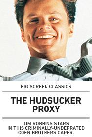 Poster: Hudsucker Proxy