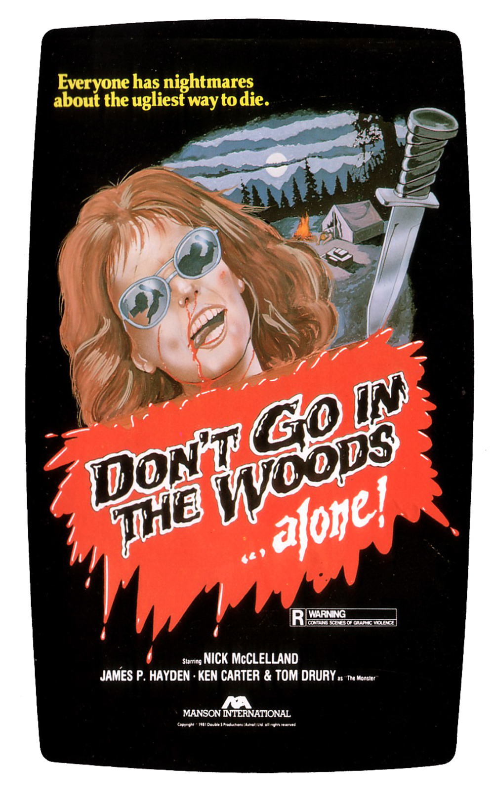 Don T Go In The Woods Austin Alamo Drafthouse Cinema