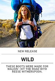 Poster: Reese Witherspoon in WILD