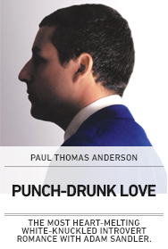 Poster: PUNCH-DRUNK LOVE