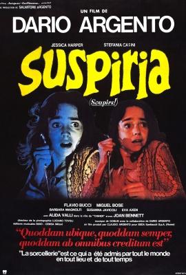 Scream Screen: SUSPIRIA (35mm)