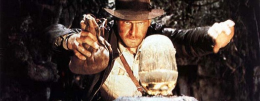 Bad dates? Why not take your loved one to our RAIDERS OF THE LOST ARK Rolling Roadshow screening