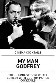 Poster: MY MAN GODFREY