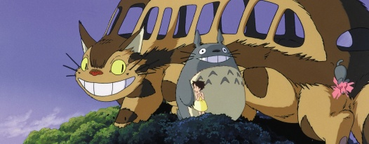 See a 4K digital remaster of MY NEIGHBOR TOTORO this month at Mason Park