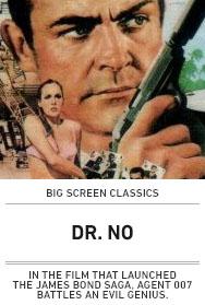 Poster: DR. NO