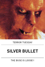 Poster: SILVER BULLET