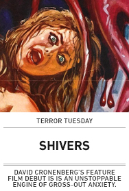 Poster: SHIVERS