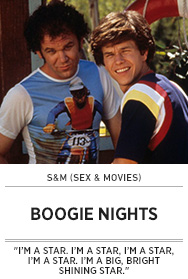 Poster: BOOGIE NIGHTS - 2015 upload