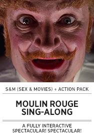 Poster: MOULIN ROUGE Sing-Along - 2015 upload
