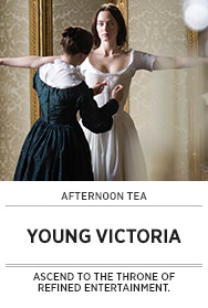 Poster: Afternoon Tea THE YOUNG VICTORIA - 2015 upload