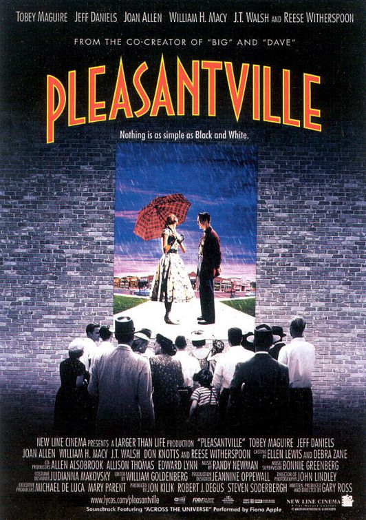 a movie analysis of pleasantville directed by gary ross Gary ross is an american screenwriter, director, and producerthe hunger games is the third feature film that he has directed following pleasantville and seabiscuit, both of which he also produced.