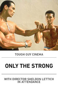 Poster: ONLY THE STRONG