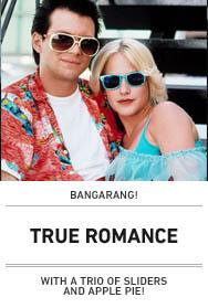 Poster: TRUE ROMANCE