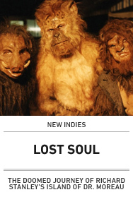 Poster: LOST SOUL