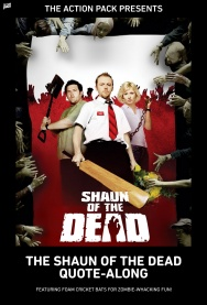 SHAUN OF THE DEAD Quote-Along