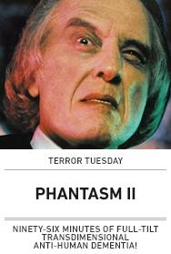 Poster: PHANTASM II