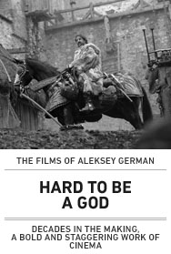Poster: HARD TO BE A GOD