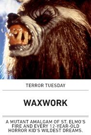 Poster: WAXWORK