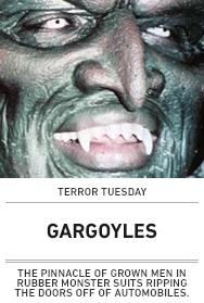 Poster: GARGOYLES