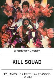 Poster: KILL SQUAD