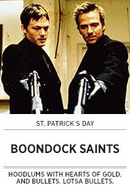 Poster: BOONDOCK SAINTS - 2015 upload