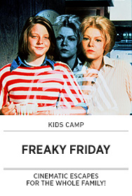 Poster: Kids Camp FREAKY FRIDAY (1976) - 2015 upload