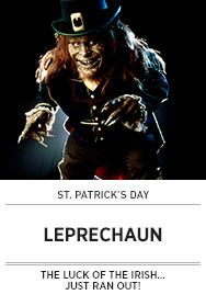 Poster: LEPRECHAUN - 2015 upload