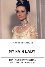 Poster: MY FAIR LADY - 2015 upload