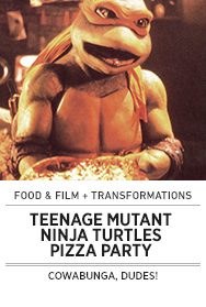 Poster: TMNT Pizza Party - 2015 upload