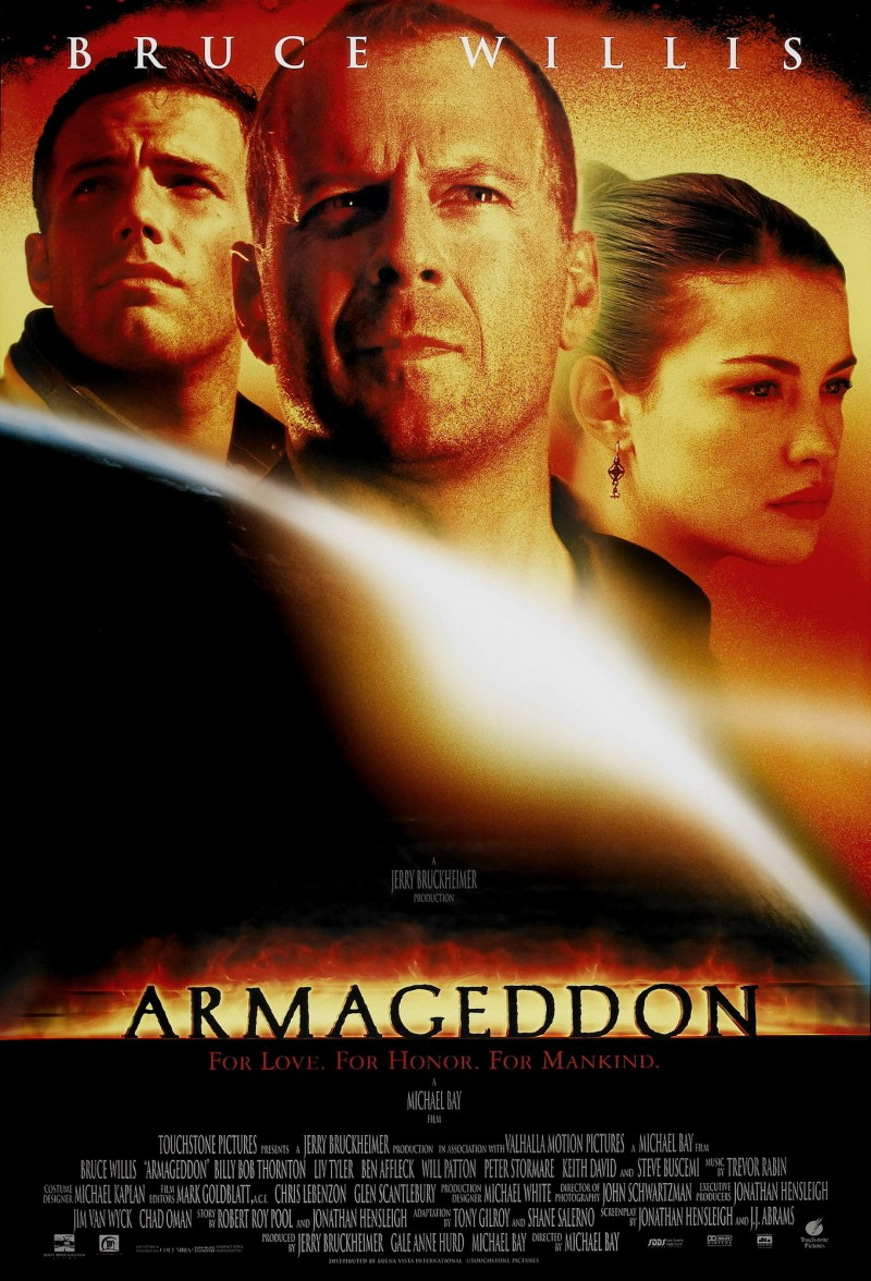 Willis Week: ARMAGEDDON