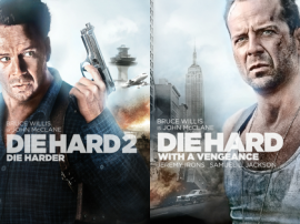 Willis Week: DIE HARD Double Feature