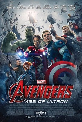 3D AVENGERS: AGE OF ULTRON