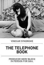 Poster: TELEPHONE BOOK (NY)