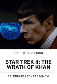Poster: WRATH OF KHAN (NY)