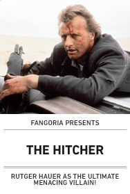 Poster: THE HITCHER (NY)