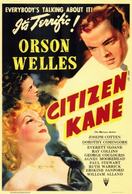CITIZEN KANE with TOO MUCH JOHNSON