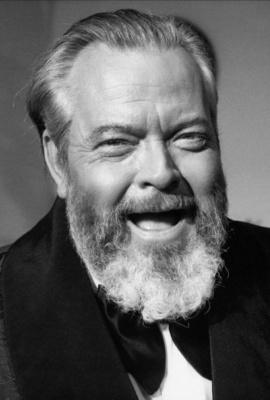 ORSON WELLES TALKS!