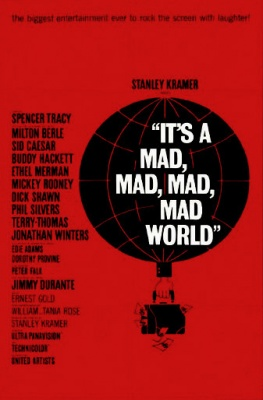 IT'S A MAD, MAD, MAD, MAD WORLD Dinner Party
