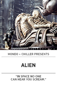 Poster: Mondo x Chiller ALIEN - 2015 upload