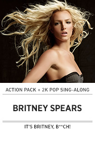 Poster: 2kPop SAL - Britney Spears - 2015 upload