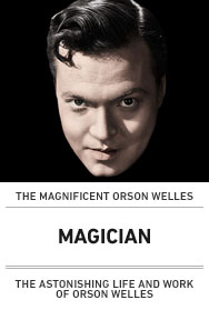 Poster: MAGICIAN