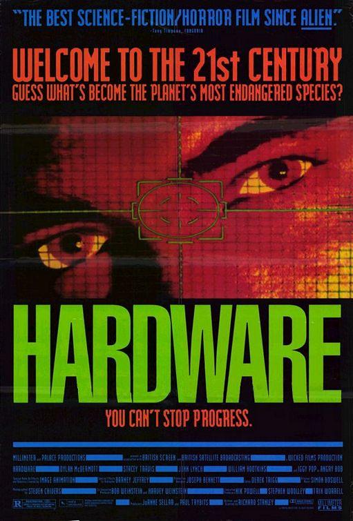 Fangoria Presents: HARDWARE