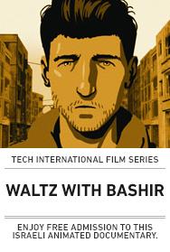 Poster: Waltz with Bashir