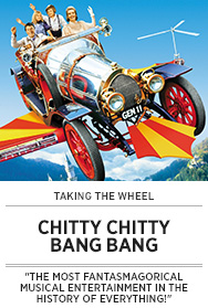 Poster: CHITTY CHITTY BANG BANG - 2015 upload