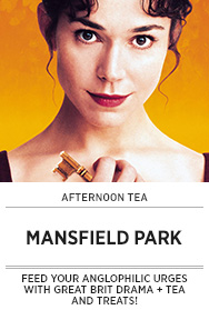 Poster: Afternoon Tea MANSFIELD PARK - 2015 upload