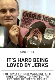 Poster: It's Hard Being Loved by Jerks