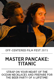 Poster: Master Pancake TITANIC (OCFF)